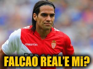 Falcao Real'e mi geliyor?
