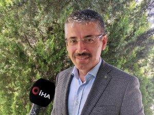 """Başkan Çopuroğlu: """"Sahadayız"""""""