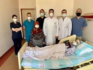 Bandırma EA Hastanesi'nde bir ilk
