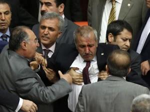 AK Parti, CHP, MHP ve HDP'den ortak tepki