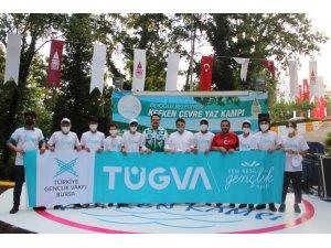 TÜGVA Bursa şampiyon