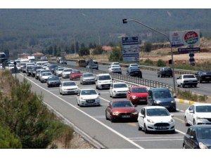 Muğla'da araç sayısı bir yılda yüzde 5,1 arttı