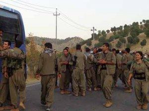 Terör örgütü PKK IŞİD'le savaşmaya gidiyor