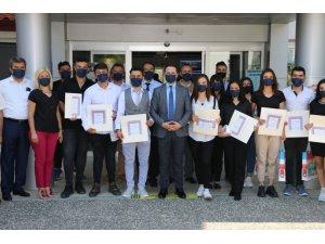 '1000 Meslek Liseli Sanatsal Etkinliklerle Buluşuyor' ödülleri verildi