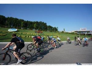 Bisikletin kalbi Sakarya'da atacak