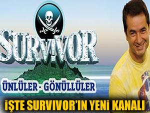 Survivor'ın yeni kanalı belli oldu!