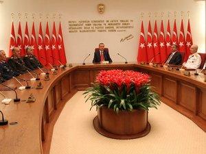 2014 Yüksek Askeri Şura (YAŞ) toplantısı sona erdi