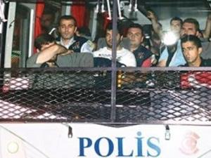Serbest kalan 38 polise kötü haber!