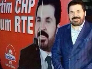 'Partim CHP, oyum RTE' minibüsüyle geziyor