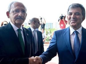 Gül'den Kılıçdaroğlu'na veda ziyareti