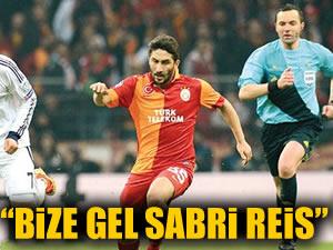 Kasımpaşa Sabri'ye talip!