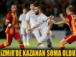 """İzmir'de kazanan """"Soma"""" oldu"""