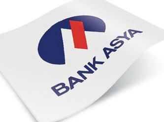 Bank Asya'ya maliye şoku
