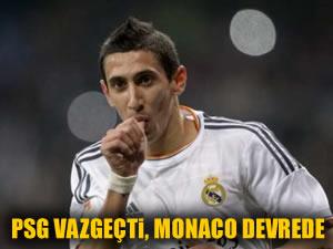Psg Vazgeçti, Monaco Devreye Girdi!