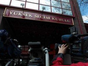 YSK'dan AGİT'e seçim raporu yanıtı