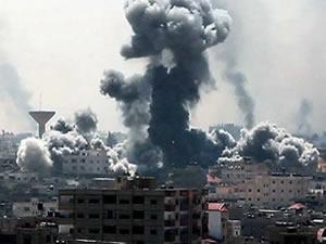 Gazze'de ateşkes sona erdi:4 ölü