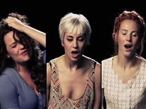Video klipte mastürbasyonyapan 3 kadın