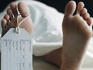 Kütahya'da şüpheli ölüm