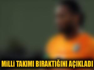 Drogba milli takım kariyerini noktaladı
