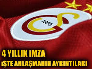 Galatasaray'dan Yasin Öztekin duyurusu