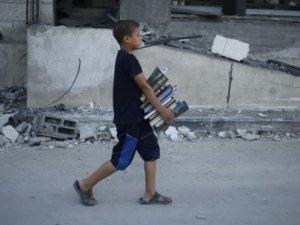 İsrail kana doymadı, ölüm yağdırdı