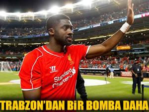 Kolo Toure Trabzon'a doğru!