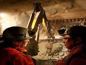 Rize'de, bakır madenine tepki