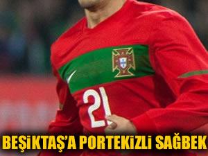 Beşiktaş yeni sağbek:Pereira