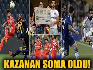 """Kadıköy'de şampiyon """"Soma""""!"""