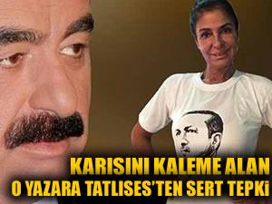 Derya Tuna tişörtü olay oldu: Tatlıses'ten çok sert ifadeler