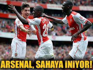 Arsenal görücüye çıkıyor