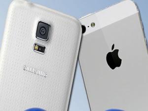 Apple ile Samsung yeni modellerle geliyor