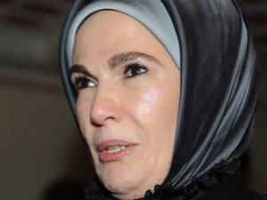 "Emine Erdoğan yeni ""first lady"""