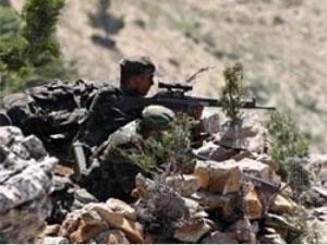Güvenlik güçleri ile Taliban arasındaki çatışma