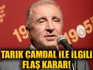 Galatasaray Tarık'tan vazgeçiyor