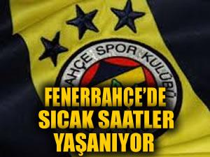 Fenerbahçe'de iki isim kulübe çağrıldı