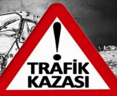 Malatya'da polis memuru ve ailesi şarampole yuvurlandı: 4 yaralı