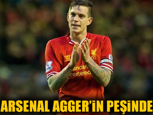 Arsenal, Liverpool'lu Daniel Agger'i istiyor