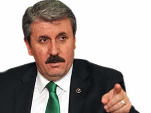 Mustafa Destici'den olay yaratacak açıklamalar!