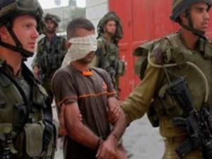 57 Filistinli gözaltına alındı