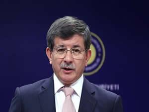 Davutoğlu:Seçim gecesi darbeyi önledik