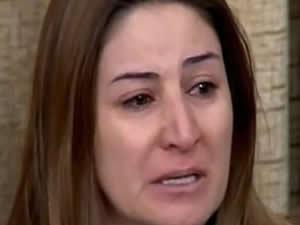 Herkesi ağlatan Ezidi milletvekili Türkiye'de!