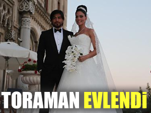 İbrahim Toraman evlendi!