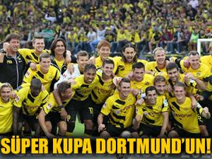 Süper Kupa Borussia Dortmund'un!