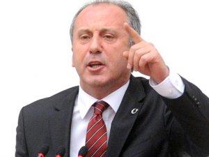 İnce: Kılıçdaroğlu hemen istifa etmelidir