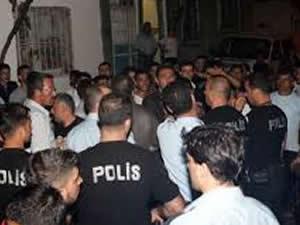 Gaziantep'te Suriyeliler tahliye ediliyor