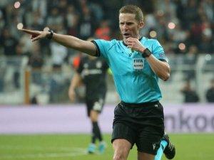 PSV-Galatasaray maçını Alejandro Hernandez yönetecek