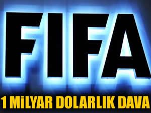 FIFA'ya 1 milyar avroluk suç duyurusu