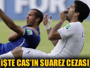 İşte CAS'ın Suarez kararı!