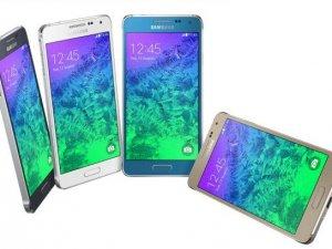 Karşınızda Samsung Galaxy Alpha!